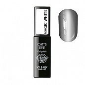Trendy Nails Cats Eye Magic White, 8 мл