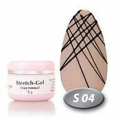 Stretch gel Nice for you № S04, 5 g