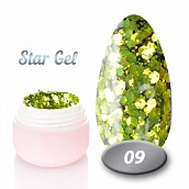 Star gel Nice for you № 09, 5 g