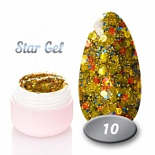 Star gel Nice for you № 10, 5 g