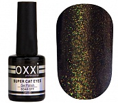 OXXI Professional  Top Coat Super Cat (gold), 10 мл