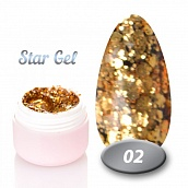 Star gel Nice for you № 02, 5 g
