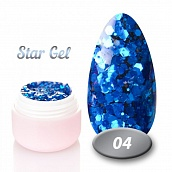 Star gel Nice for you № 04, 5 g