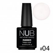 NUB Rubber Base Coat № 04, 8 мл