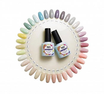 Гель лак Yo!Nails Sweety № 18 №1