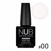 NUB Rubber Base Coat № 00, 8 мл